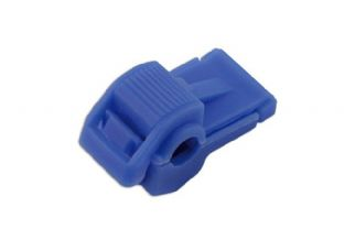 Connect 30248 Blue Tap Connector 1.5-2.0mm Pk 100